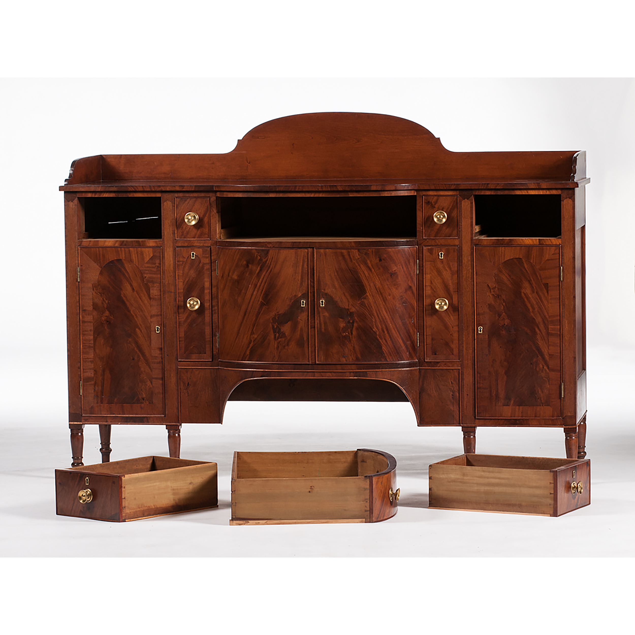 Federal Baltimore Sideboard  Cowans Auction House: The ...